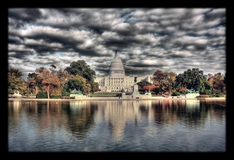 Washington, D.C. - United States Capitol Building.