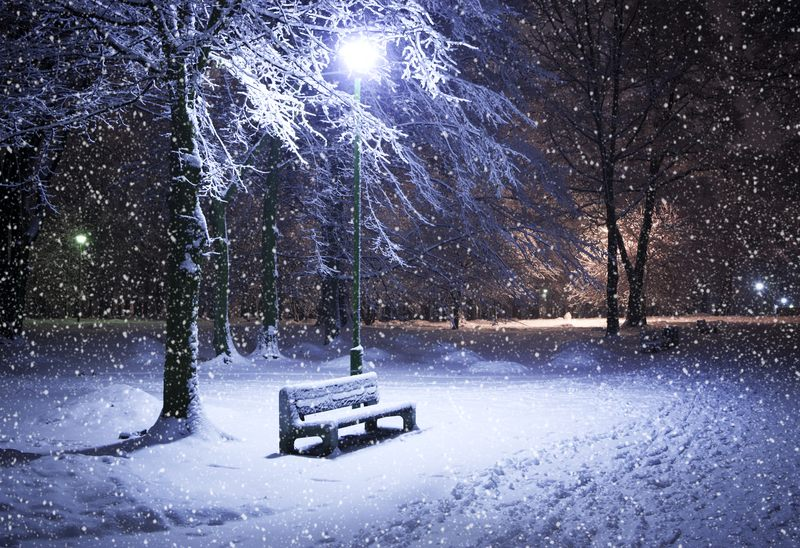 Doesn't the world seem to get quieter when it snows? Well, there's some science behind why that happens.