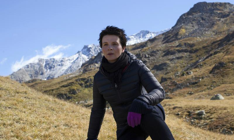 Juliette Binoche in <em>Clouds of Sils Maria</em>