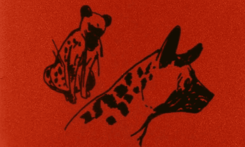 A still from the animated short, <em>Harmony</em>