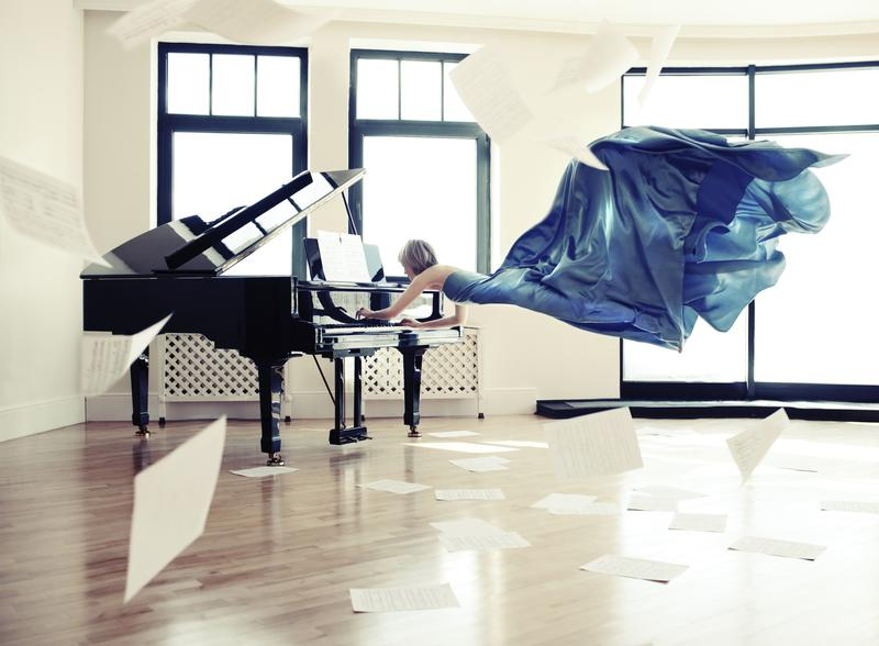 Fans of the piano are often swept away by their love for the instrument.