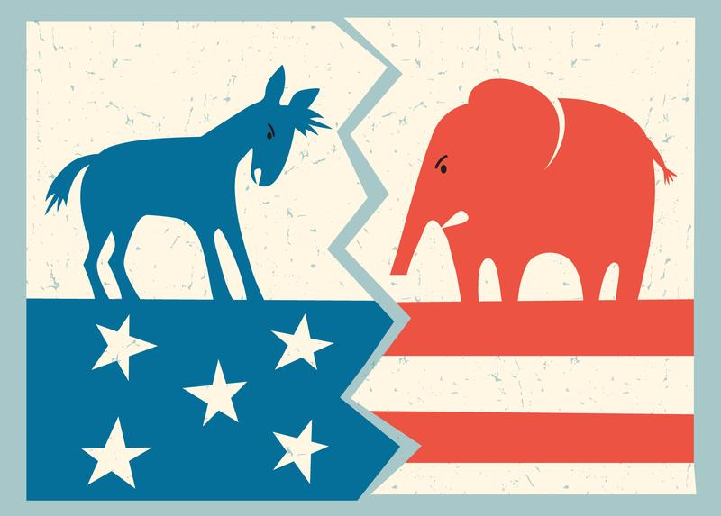 It might be impossible to get through this seemingly eternal election cycle without bringing up politics at work. But is it really a good idea?