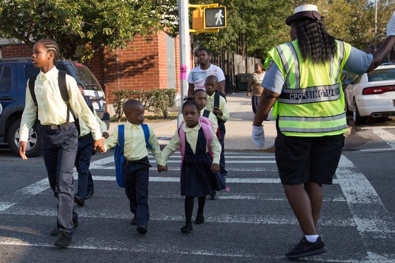 Brooklyn Children Kick Off the 2016-17 School Year