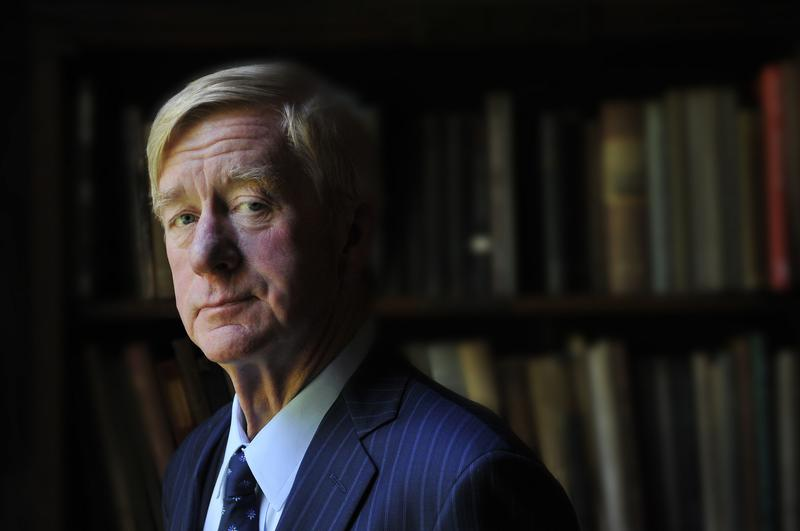 Former Mass. Gov. Bill Weld, a 2016 candidate for vice president.