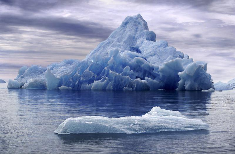 How quickly glaciers melt will help determine the rate of sea level rise.