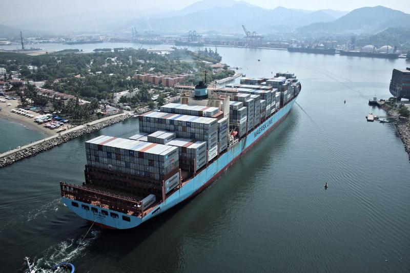 Ninety percent of goods in global trade are carried by the ocean shipping industry each year.