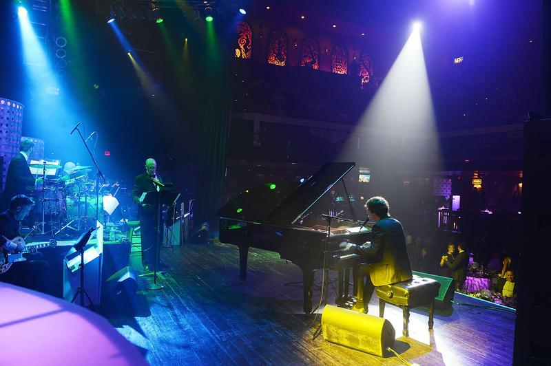 Ben Folds performs the Scleroderma research fund raiser at House of Blues Las Vegas on June 5, 2014 in Las Vegas, Nevada.