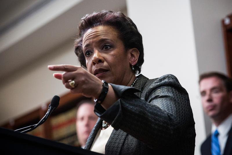 Brooklyn's Loretta Lynch, United States Attorney for the Eastern District of New York