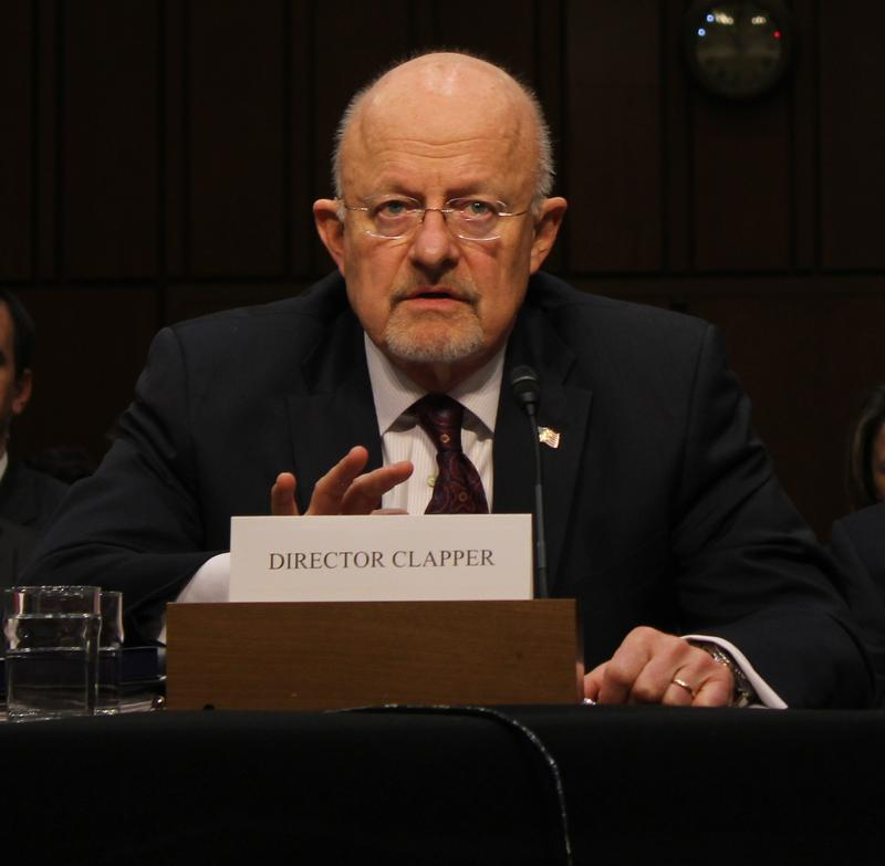 "Director of National Intelligence James Clapper said that there has never been a ""more complex and interdependent array of challenges than that we face today."""