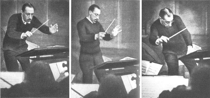 Igor Stravinsky, 1929
