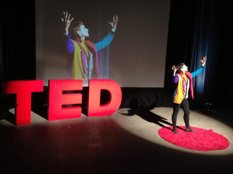 TED Talk, April 1, 2013.