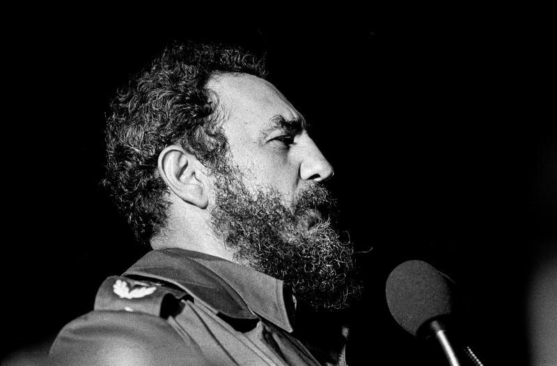 Fidel Castro, Havana, 1978