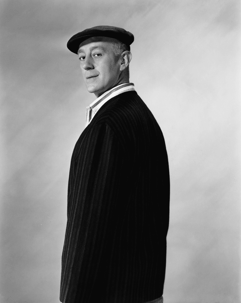Alec Guinness, circa 1960s