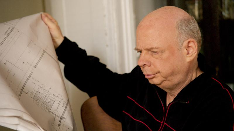 "Wallace Shawn as Halvard Solness in ""A Master Builder,"" directed by Jonathan Demme, created for the stage by André Gregory."