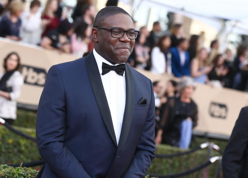 Sam Richardson arrives at the 22nd annual Screen Actors Guild Awards at the Shrine Auditorium & Expo Hall on Saturday, Jan. 30, 2016, in Los Angeles.
