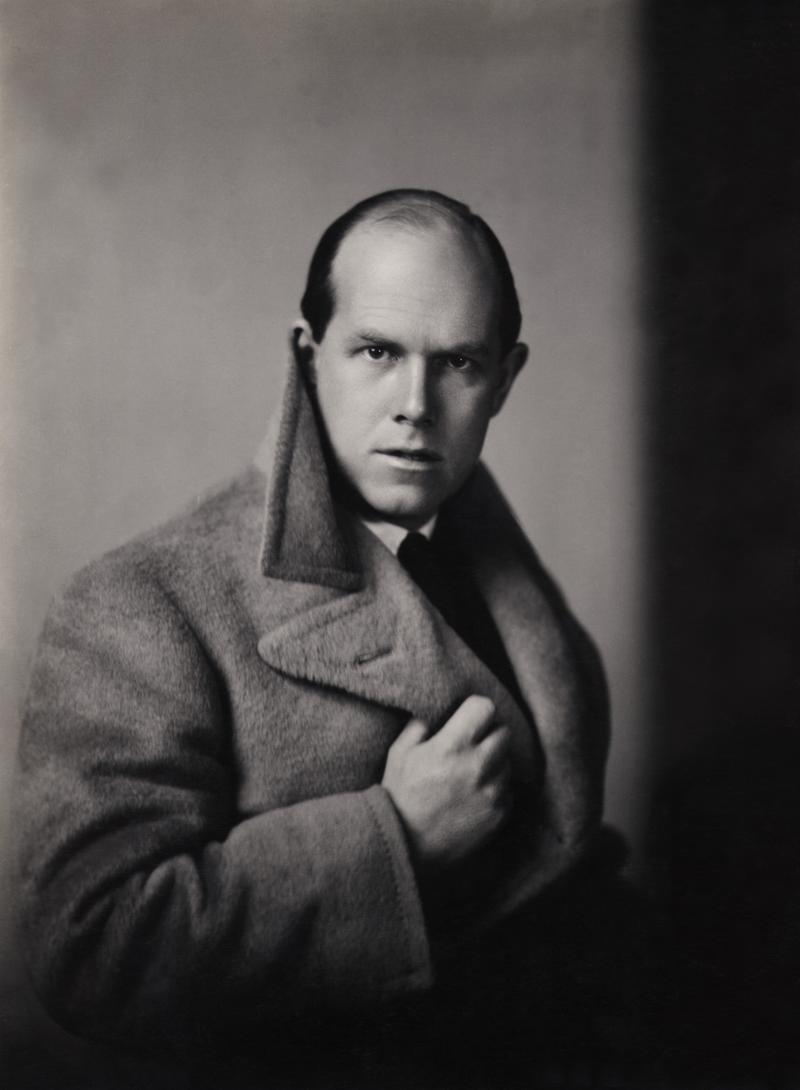 Portrait of Writer Alec Waugh, 1920.