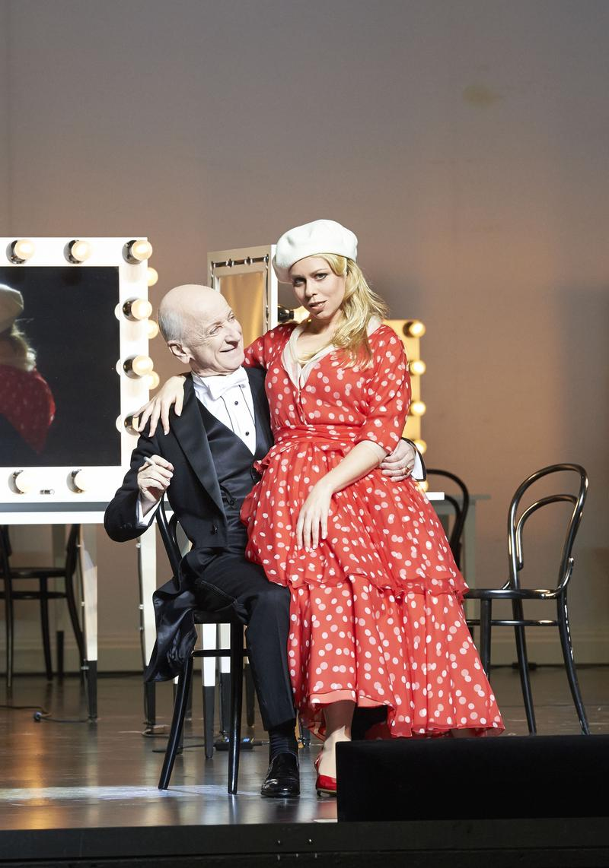 Strauss' 'Ariadne auf Naxos' from the Vienna State Opera.
