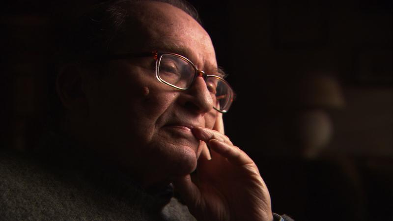 "The late film director Sidney Lumet, as seen in the documentary ""By Sidney Lumet."""
