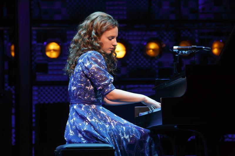 Jessie Mueller as Carole King in Beautiful - The Carole King Musical on Broadway