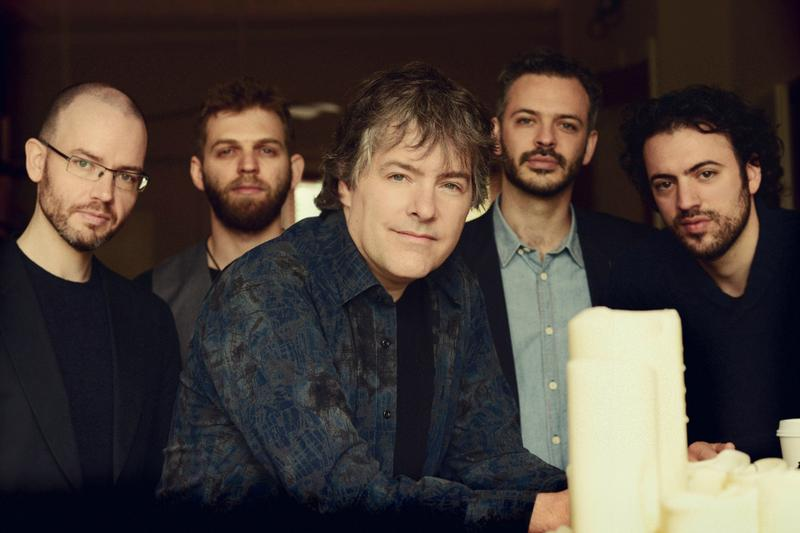 "Béla Fleck and Brooklyn Rider perform their latest work for ""banjo quintet."""
