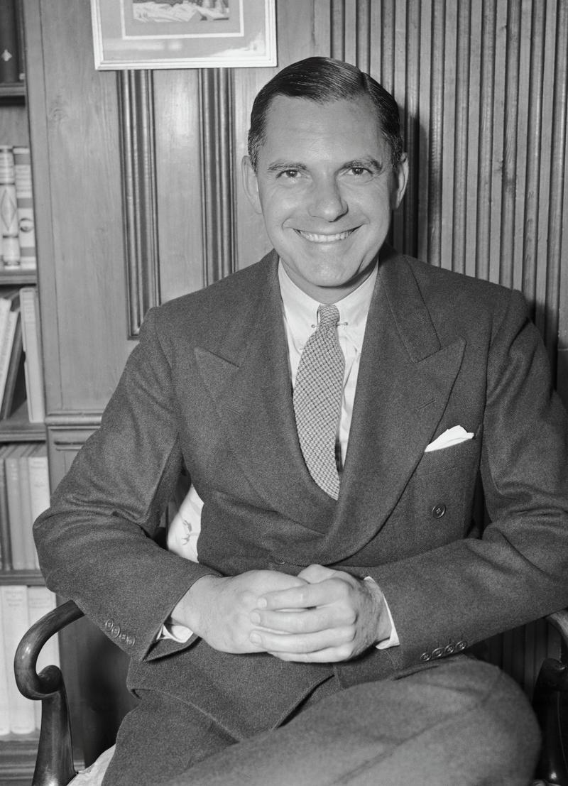 Bennett Cerf, September 30, 1935