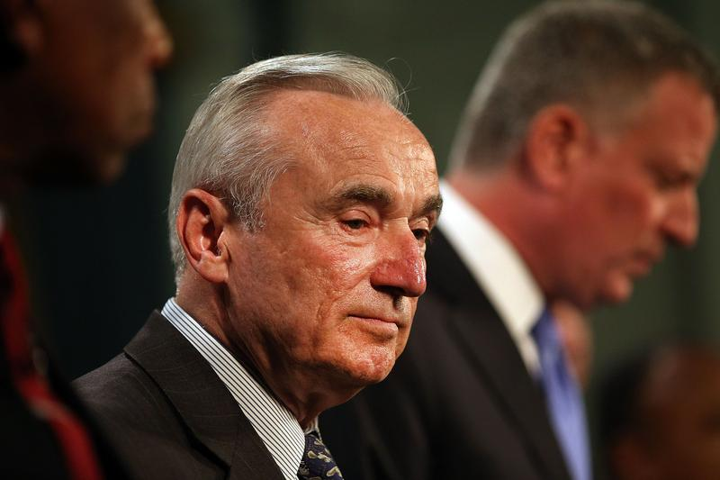 NYPD Chief Bill Bratton