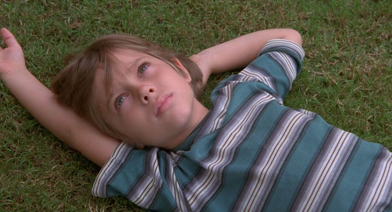 "Ellar Coltrane as Mason, age 6, in Richard Linklater's ""Boyhood.""  Courtesy of Matt Lankes.  An IFC Films Release."
