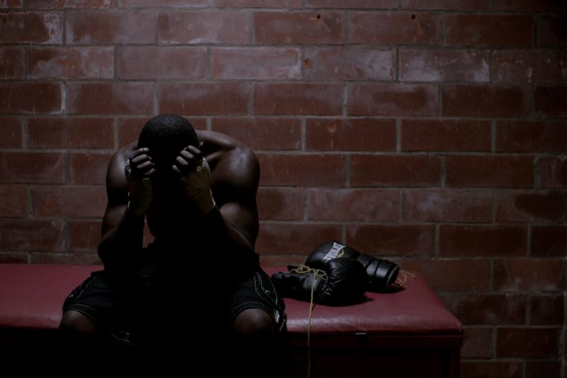 """Champs,"" a new documentary starring Mike Tyson, Evander Holyfield, and Bernard Hopkins"