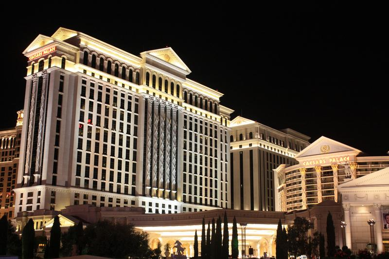 caesars palace entertainment