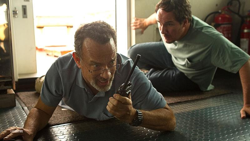 Tom Hanks stars as Captain Richard Phillips in 'Captain Phillips.'