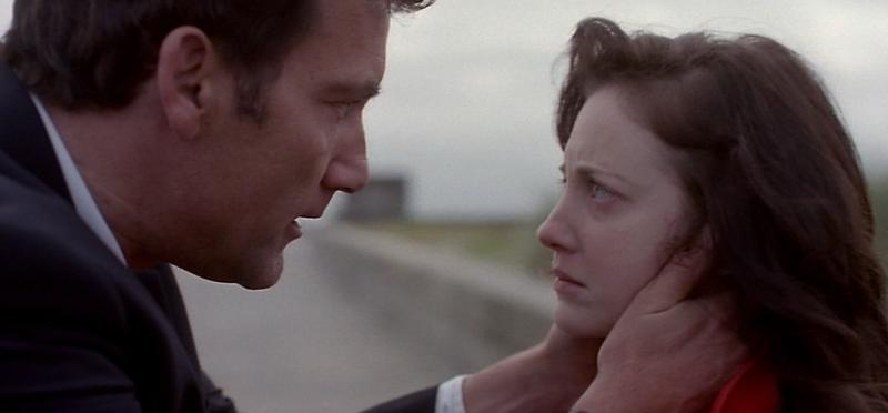 "Clive Owen and Andrea Riseborough in ""Shadow Dancer,"" a Magnolia Pictures release. Photo courtesy of Magnolia Pictures."