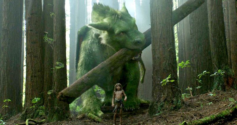 """From the 2016 film """"Pete's Dragon."""""""