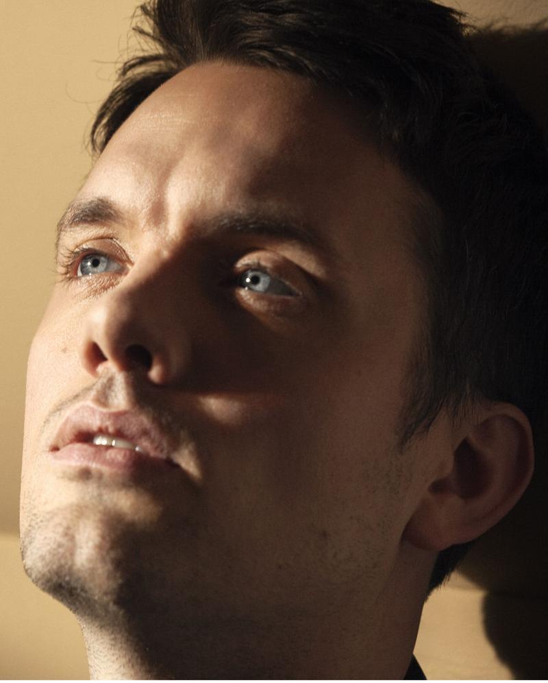 Daniel Bjarnason Solaris Portrait