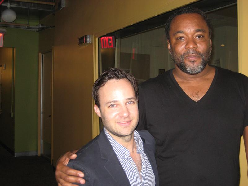 Danny Strong and Lee Daniels on the Leonard Lopate Show on 8/19/13