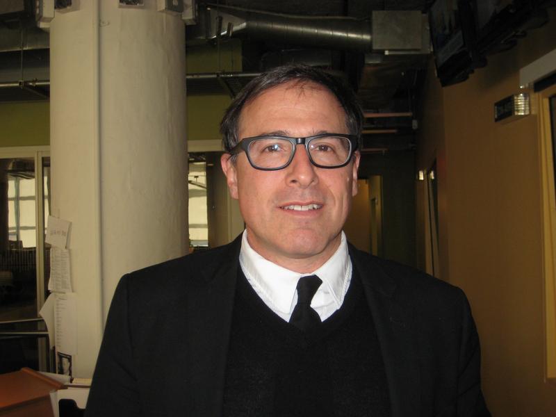 David O. Russell at WNYC January 24, 2013