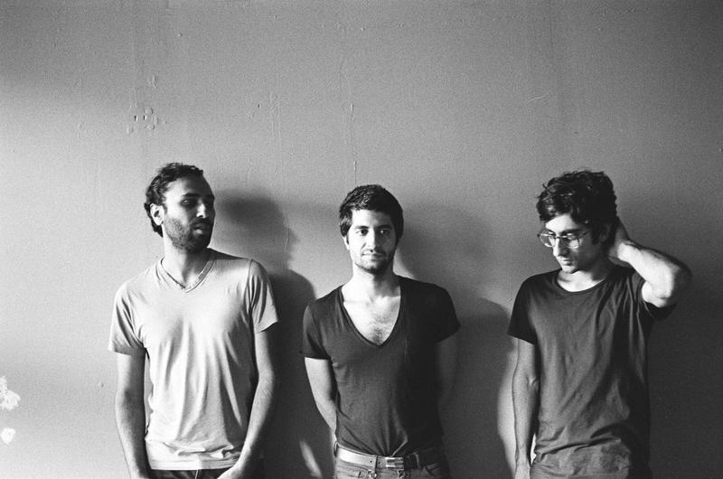Dawn of Midi. L-R: Qasim Naqvi, Amino Belyamani, Aakaash Israni