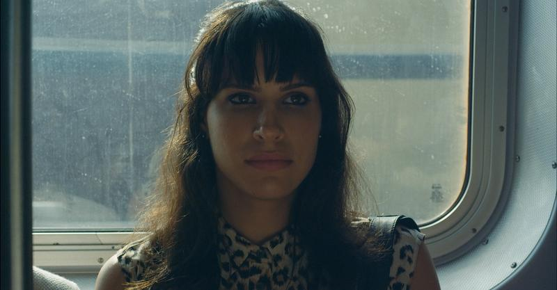 Desiree Akhavan in her debut feature film, Appropriate Behavior.