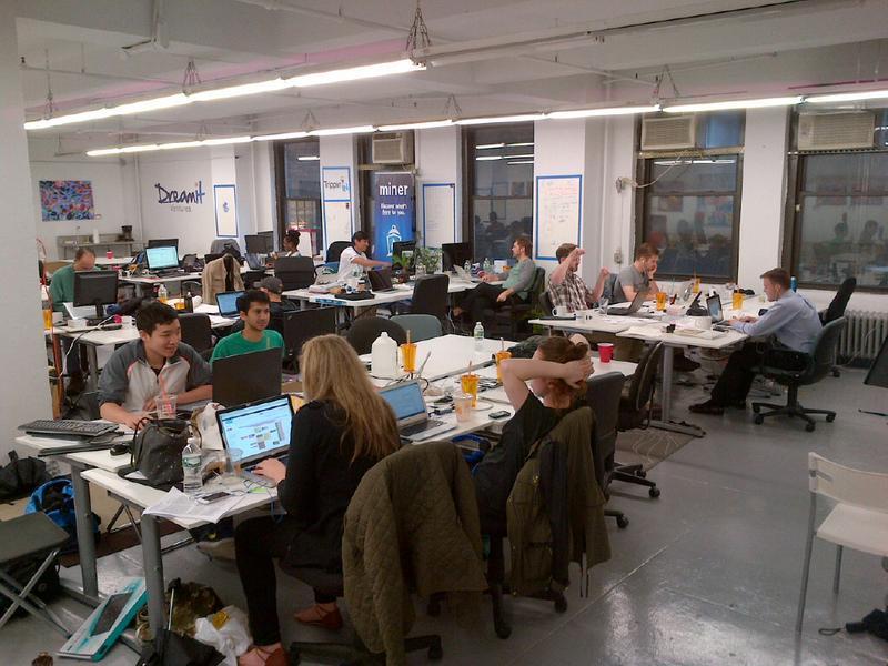 DreamIt Ventures in Manhattan's Garment District