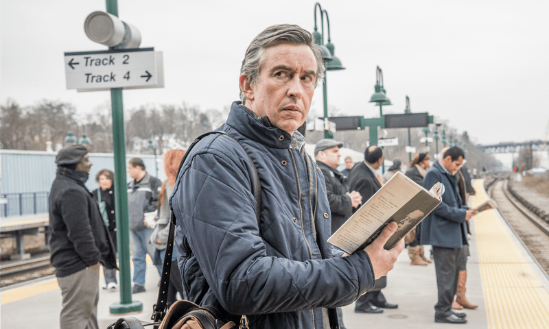 Steve Coogan in <em>Happyish</em>