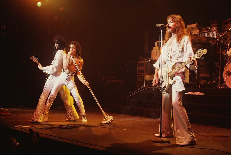 "Eddie Trunk profiles the band Angel in his ""Essential Hard Rock and Heavy Metal Vol II."""
