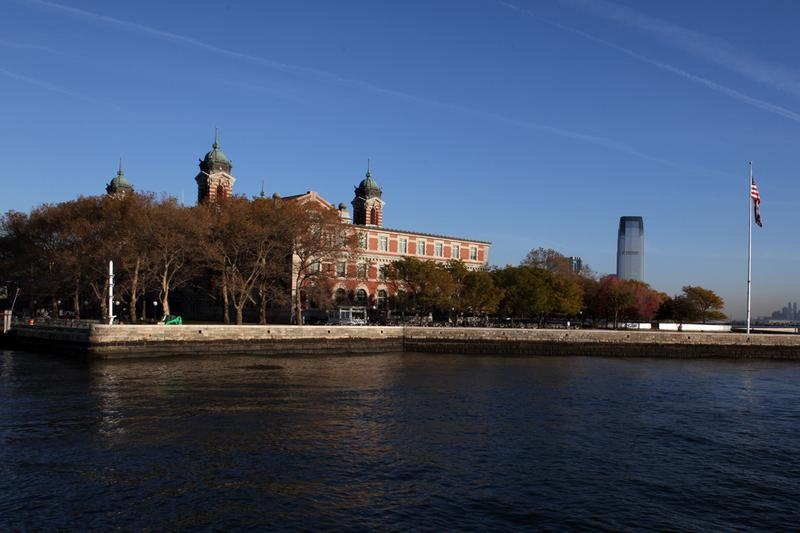 Ellis Island reopens to the public, nearly a year after Sandy.