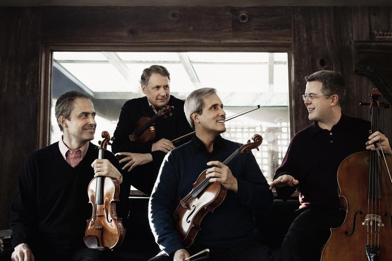 Emerson String Quartet.