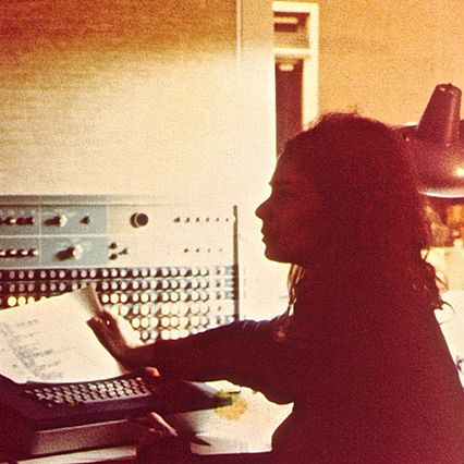 Laurie Spiegel at Bell Labs