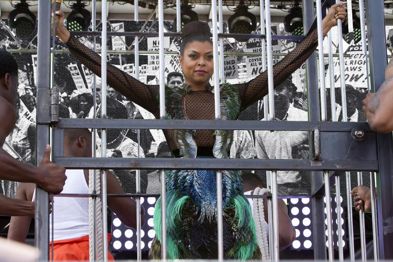 "Taraji P. Henson as Cookie Lyon in the ""The Devils Are Here"" Season Two premiere."