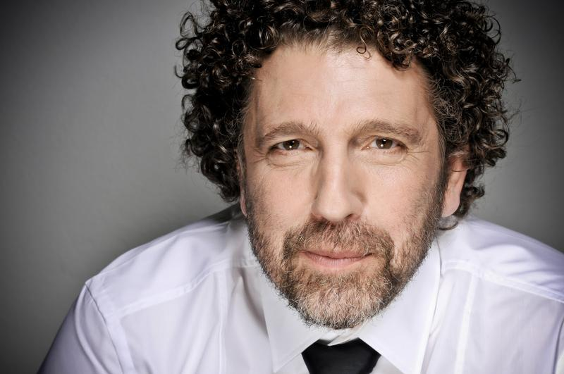 Conductor Asher Fisch