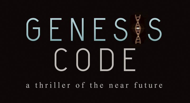 Taken from the cover Genesis Code