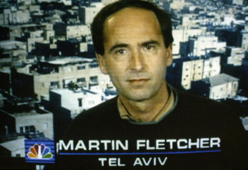 Martin Fletcher, war correspondent reports from Tel Aviv, Israel.