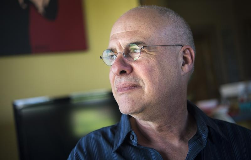 Best selling author Mark Bittman poses for a portrait in Washington, D.C., on Saturday, May 4, 2013.