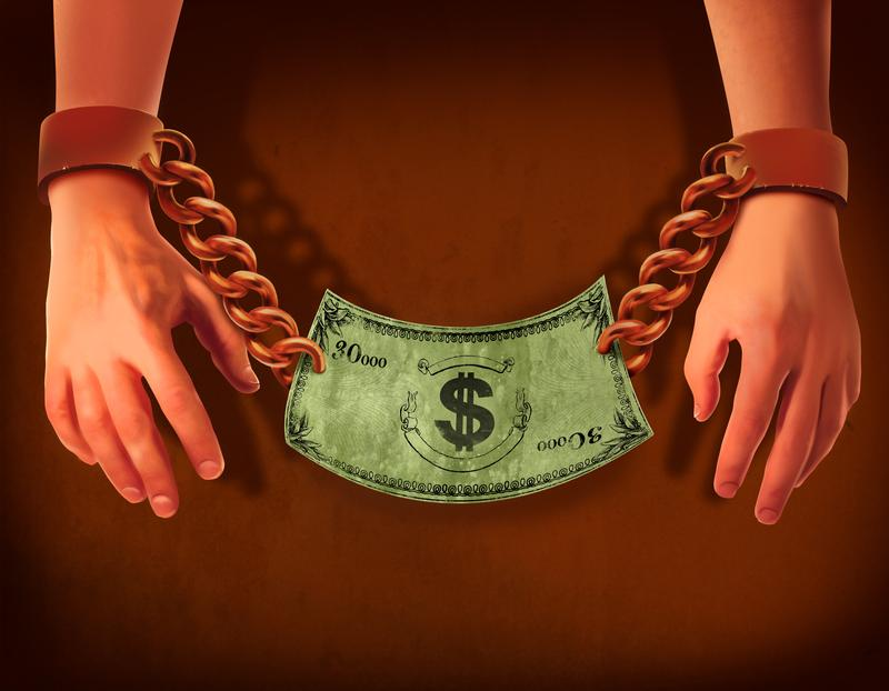 Some defendants unable to post bail spend weeks, months, or even years awaiting trial.