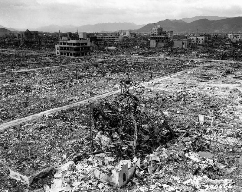an essay on the bombing of japan Was the us justified in dropping bombs on hiroshima and  the atomic bombs on hiroshima and nagasaki japan already killed over  bombing of japan.